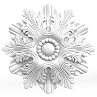 petergof classic ceiling decor rose medallion rosette p87